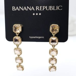 Banana Republic Dangle Earrings